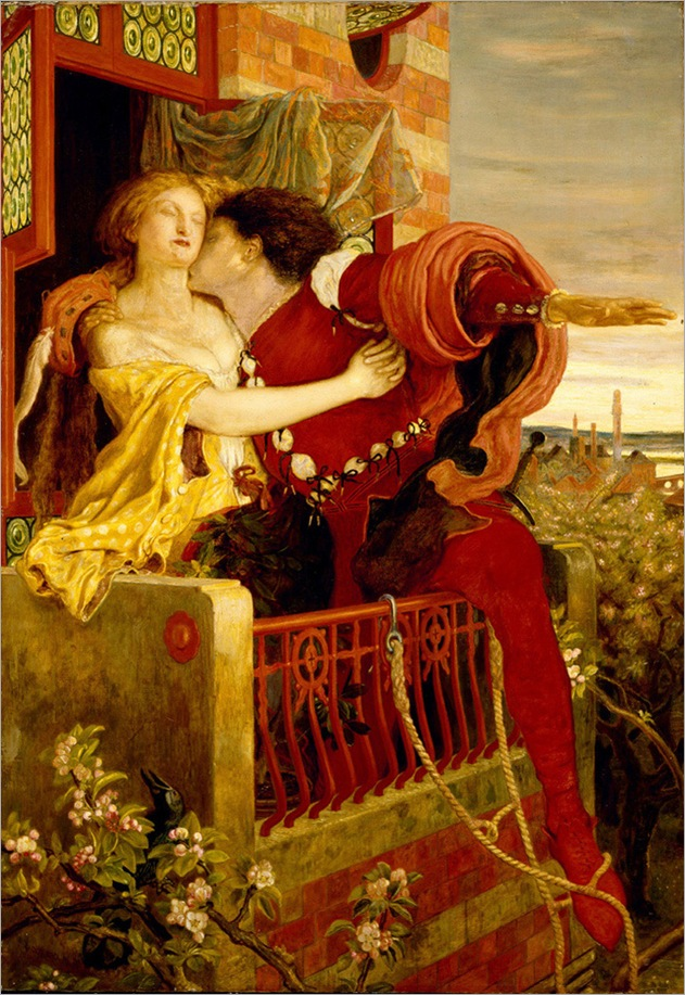 1870-Ford_Madox_Brown-1821-1893-Romeo_and_Juliet