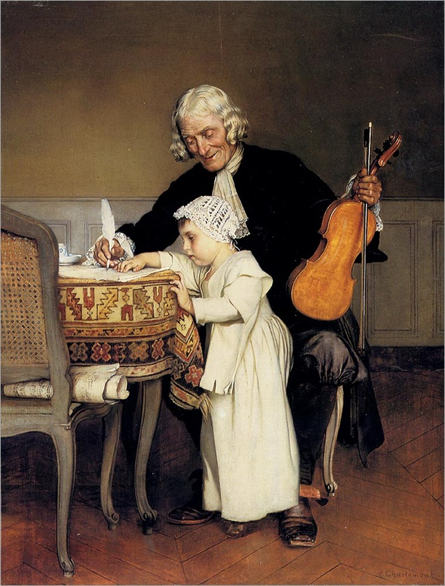 Charlemont_Eduard_The_Music_Lesson
