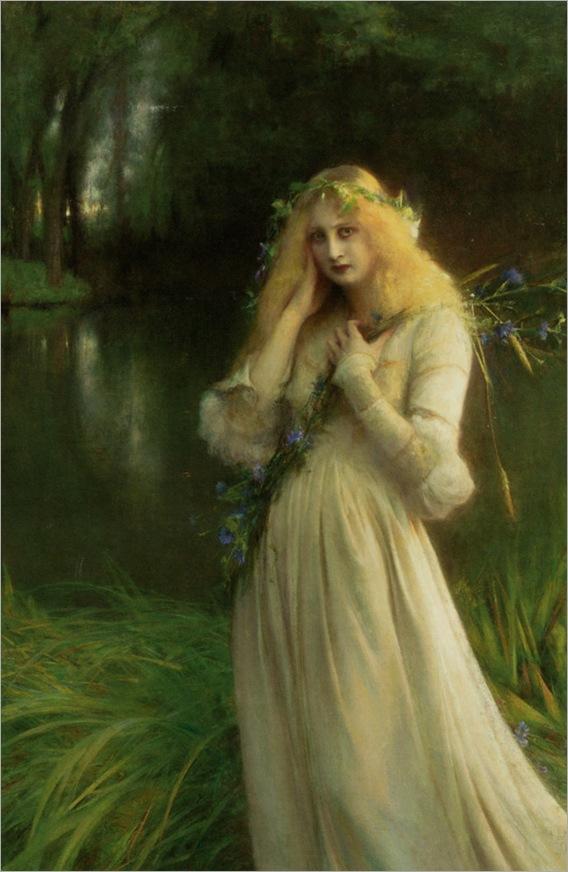 Dagnan_Bouveret_Pascal_Adolphe_Jean_Orphelia_1900