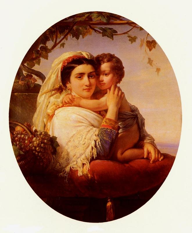 Joseph_Stallaert_-_Maternité
