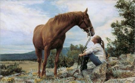 SteveHanks-horse