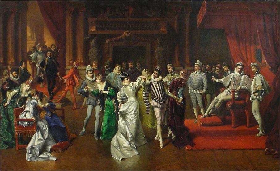 Władysław_Bakałowicz-The_Ball_at_the_Court_of_Henry_Valois
