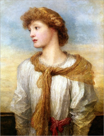 Watts_George_Frederick_Portrait_Of_Miss_Lilian_Macintosh