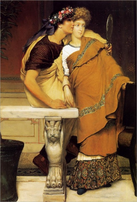 Alma_Tadema_The_Honeymoon