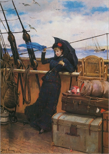 Bacon_Henry_The_Departure_1879