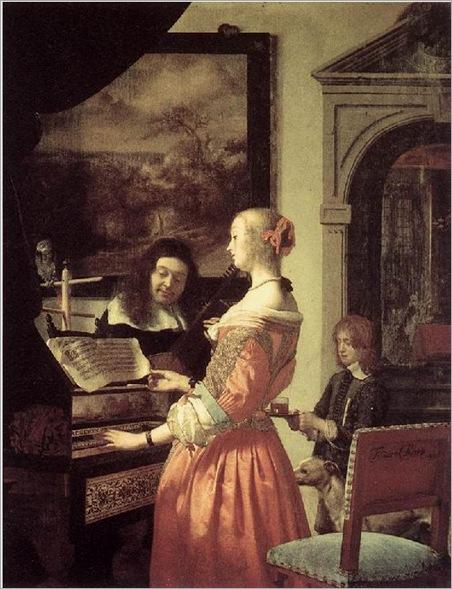 Duet-Frans-van-Mieris-the-Elder