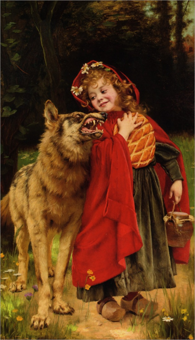 Ferrier_Gabriel_Joseph_Marie_Augustin_Chaperon_Rouge_Little_Red_Riding_Hood