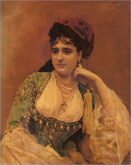 Garreta_Raimundo_De_Madrazo_Portrait_Of_A_Lady