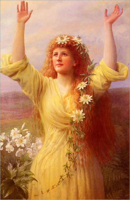 Gaskell_George_Arthur_Rising_Spring