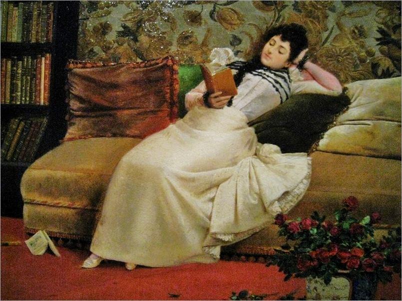 Georges Croegaert (Belgian Academic Classical artist, 1848-1923)