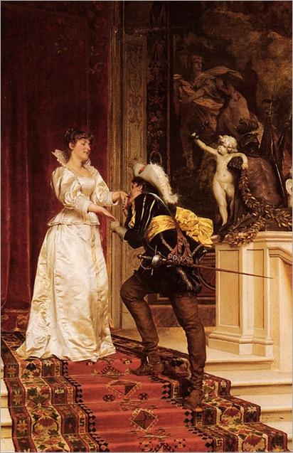 Soulacroix, Frederic - The Cavalier's Kiss