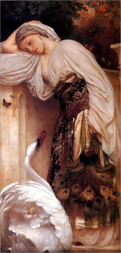 1862_Frederick_Leighton_-_Odalisque
