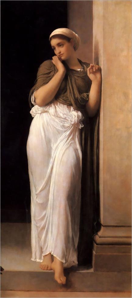 1878_Frederick_Leighton_-_Nausicaa