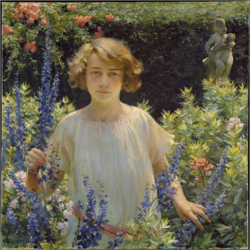 Charles_Courtney_Curran_-_Betty_Newell