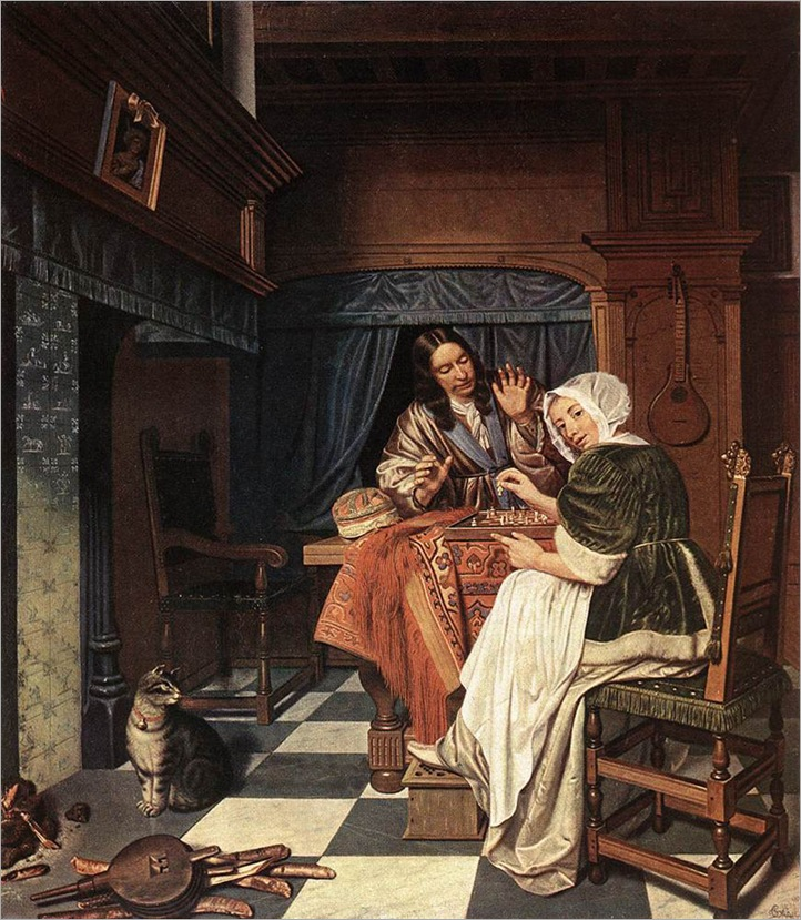 CornelisDeMan(1621-1706)the_chess_players