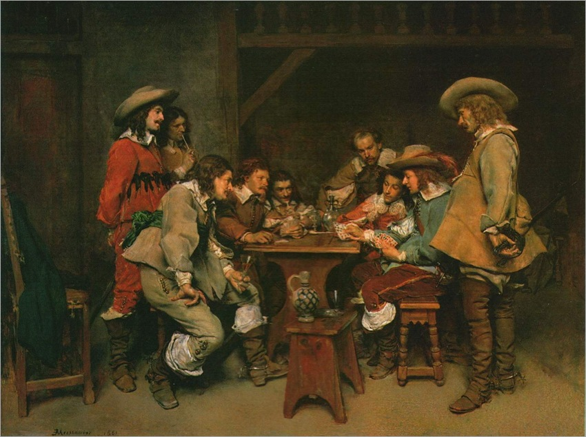 Ernest_Meissonier_-_A_Game_of_Piquet