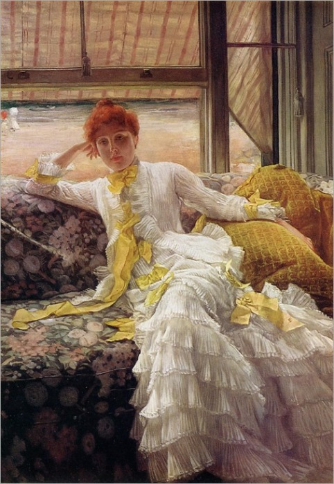 James_Tissot_-_Seaside