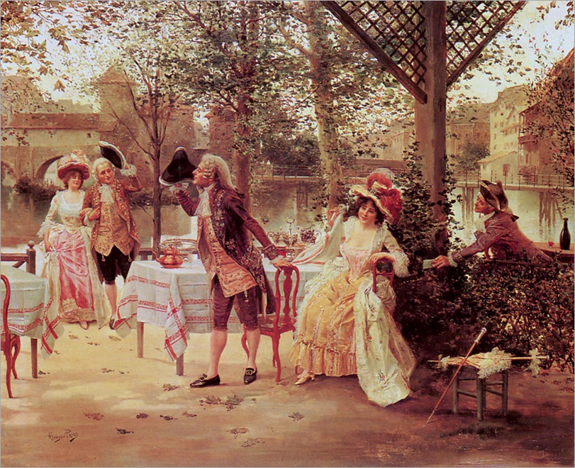 Perez_Alonso_A_Cafe_By_The_River