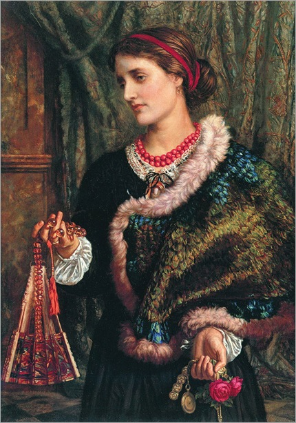William_Holman_Hunt_-_The_Birthday