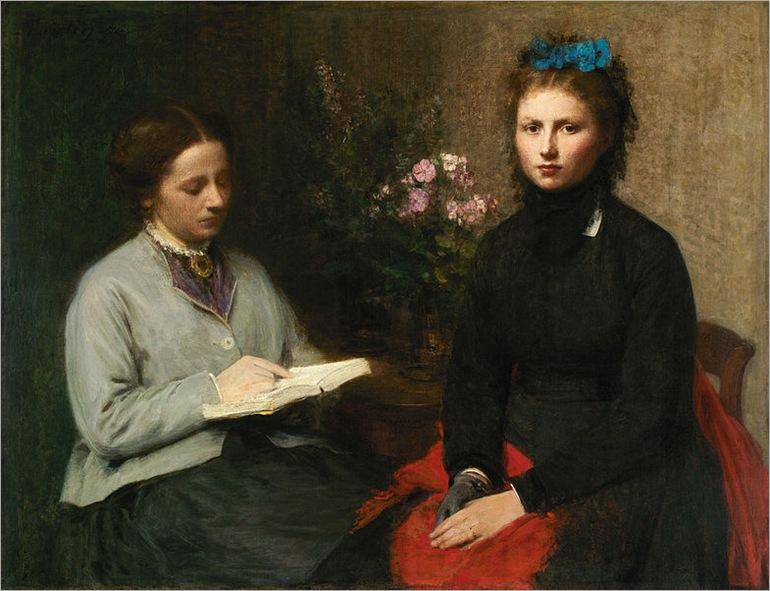 783px-Henri_Fantin-Latour_-_A_Leitura,_1870