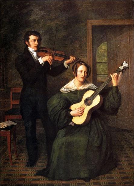 CornelisBernardusBuijs-the_duet