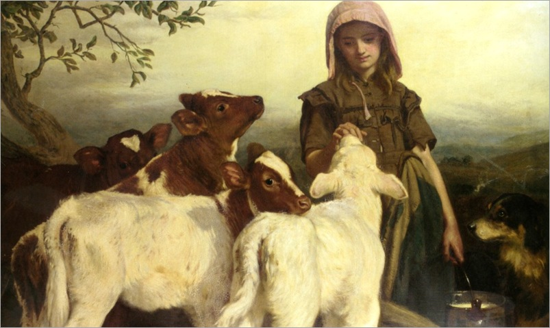 Emmerson_Henry_Hetherington_The_Farmers_Daughter_1872