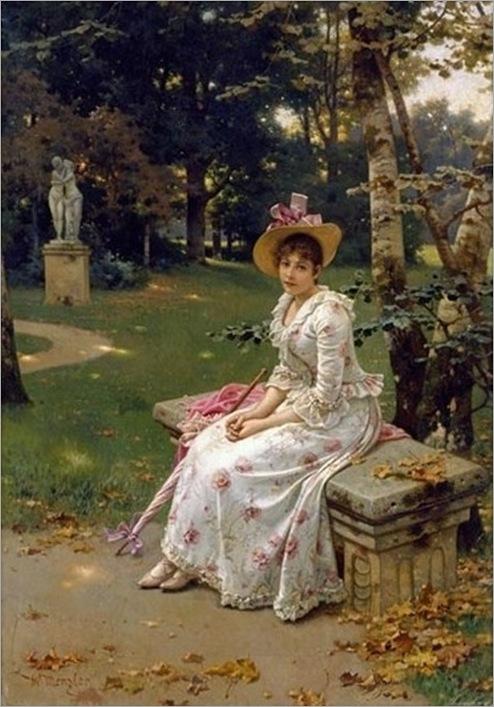 Garden Remembrances-wilhelm-casel-menzler-