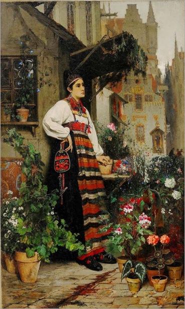 HUGO SALMSON  1843-1894