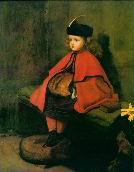 Millais_my_first_sermon