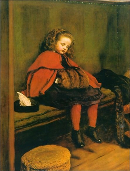 Millais_my_second_sermon