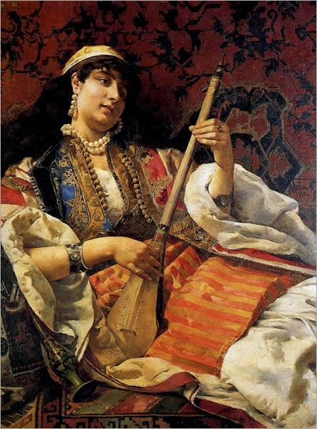 Nicolas Megia Marquez (Spanish, 1850-1917)6