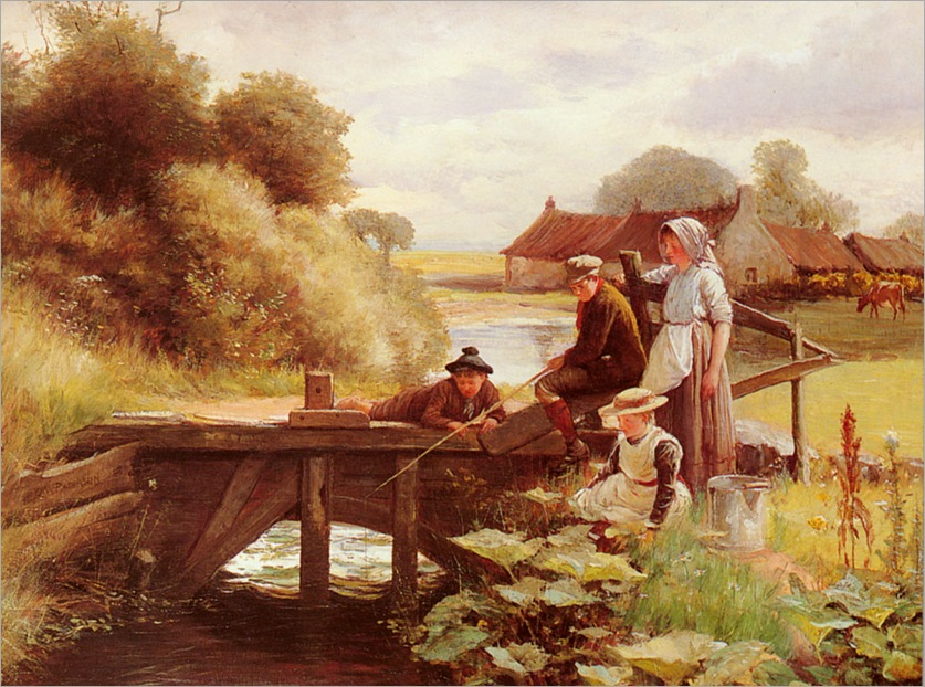 the_fishing_party-GeorgePaterson