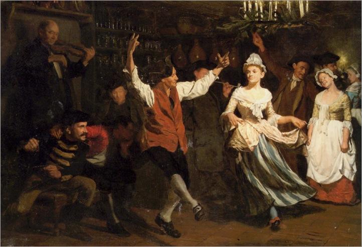 Blom_Gustav_Vilhelm_The_Candlelight_Dance_1886