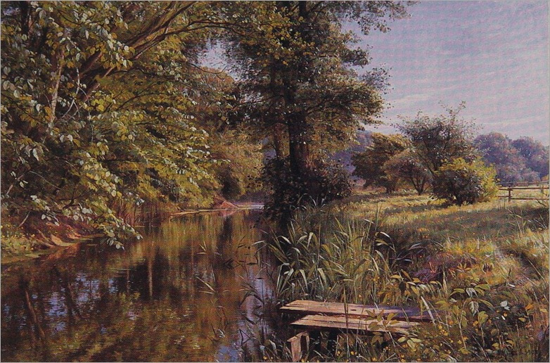calm_waters-MorkPederMonsted