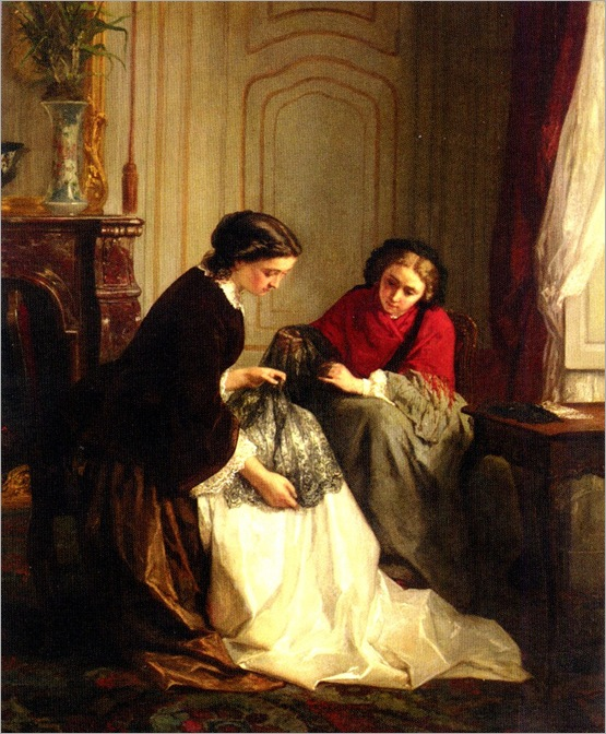 Jean-Baptiste-Trayer-The-Lace-Makers