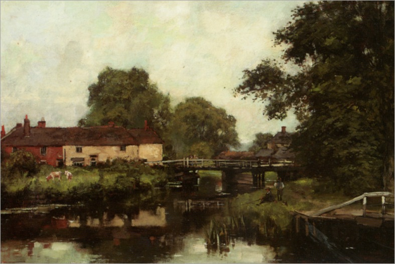 King_Henry_John_Yeend_Woolhampton_on_the_Kennet