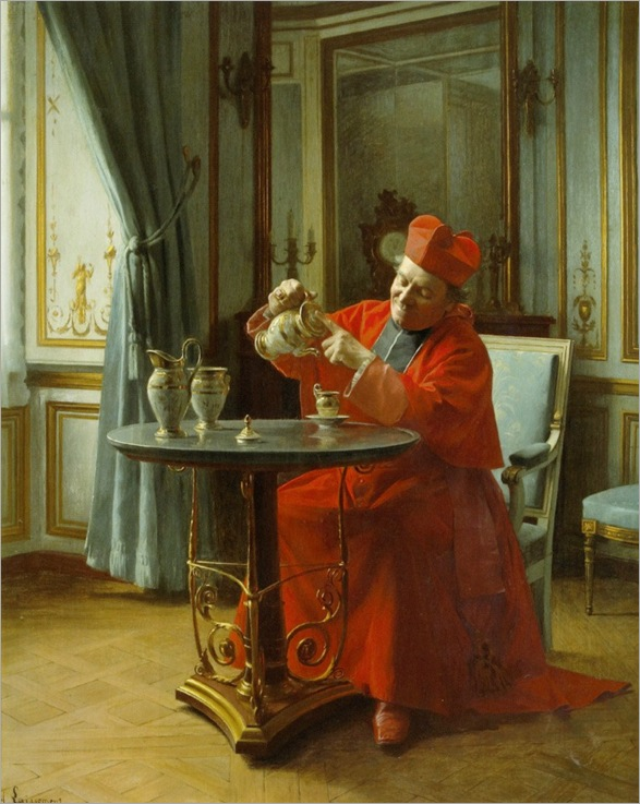Laissement_Henri_Adolphe_A_Divine_Cup_Of_Tea