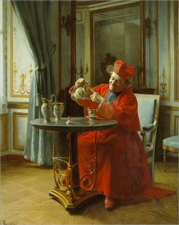 Laissement_Henri_Adolphe_A_Divine_Cup_Of_Tea