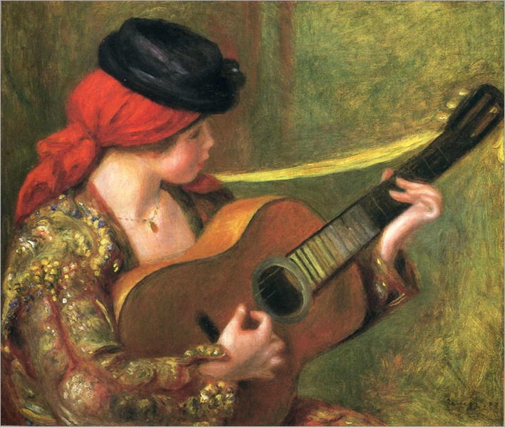 Young-Spanish-Woman-with-a-Guitar