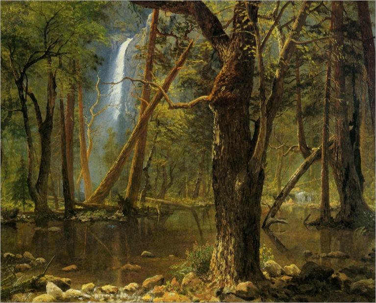 Bierstadt_Albert_View_in_Yosemite_Valley_1871