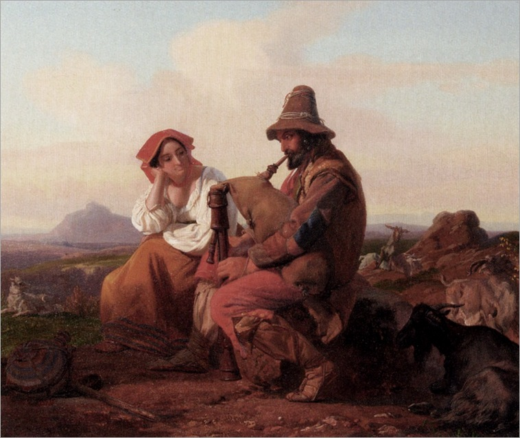 Bouterwek_Friedrich_A_Serenade_In_The_Roman_Campagna