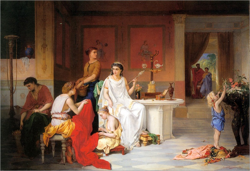 Coomans_Pierre_Oliver_Joseph_The_Last_Hour_of_Pompei_1867_Oil_On_Canvas
