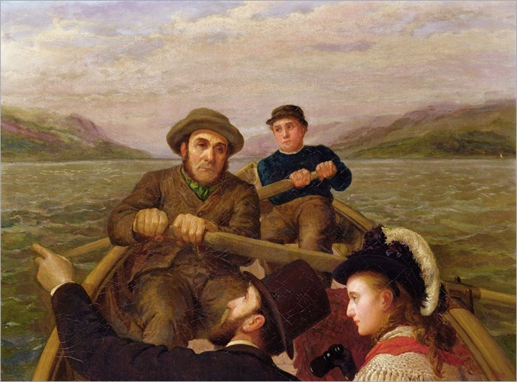Horace-Petherick-journey-by-rowing-boat