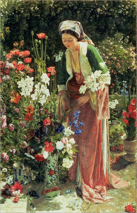 in-the-beys-garden-john-frederick-lewis