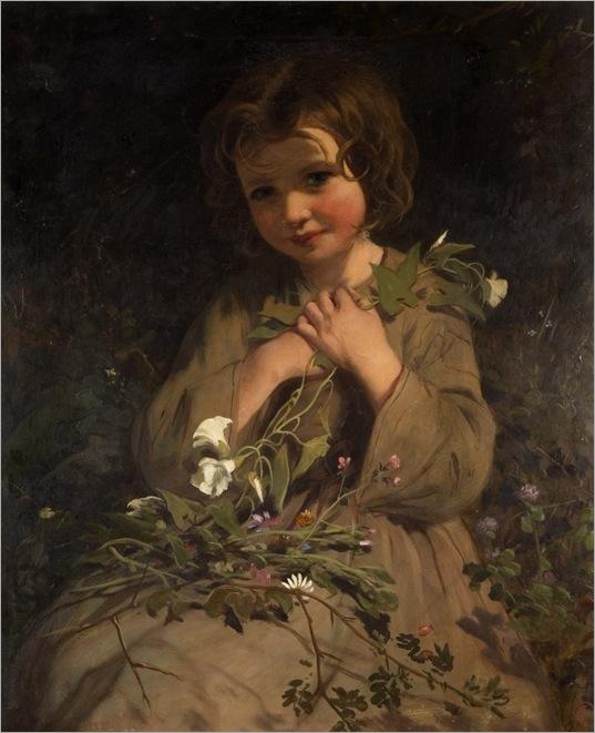 James-Sant-wild-flowers
