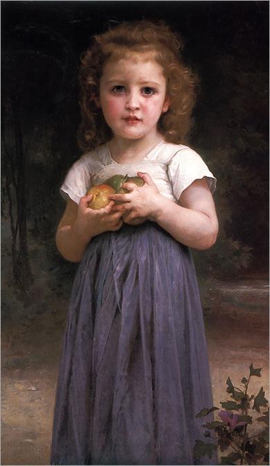 petite_fille_tenant_des_pommes