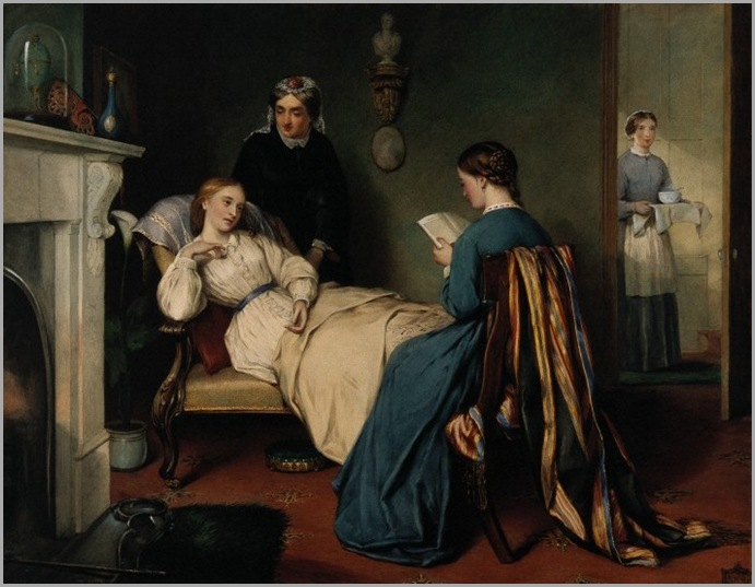 r-h-giles-the-convalescent