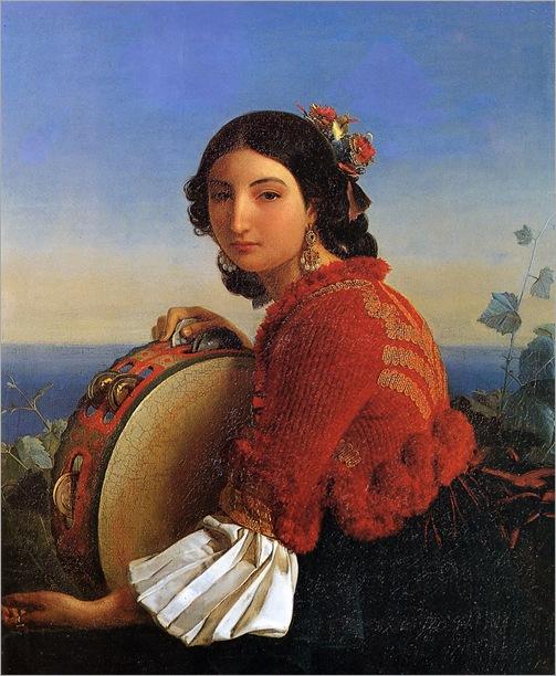 Robert-Leopold-Girl-from-Sorrent-Sun