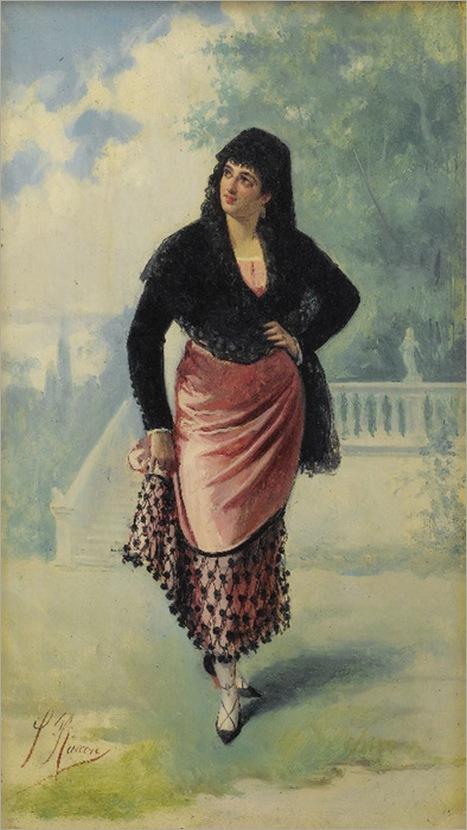 SERAFIN_MARTINEZ-A_Spanish_Dancer
