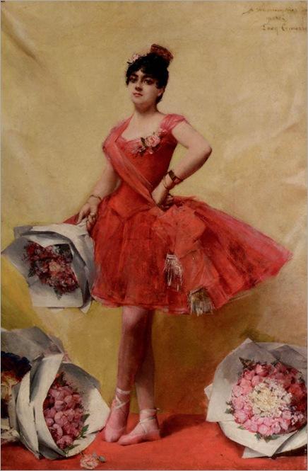 the_prima_ballerina- Comerre